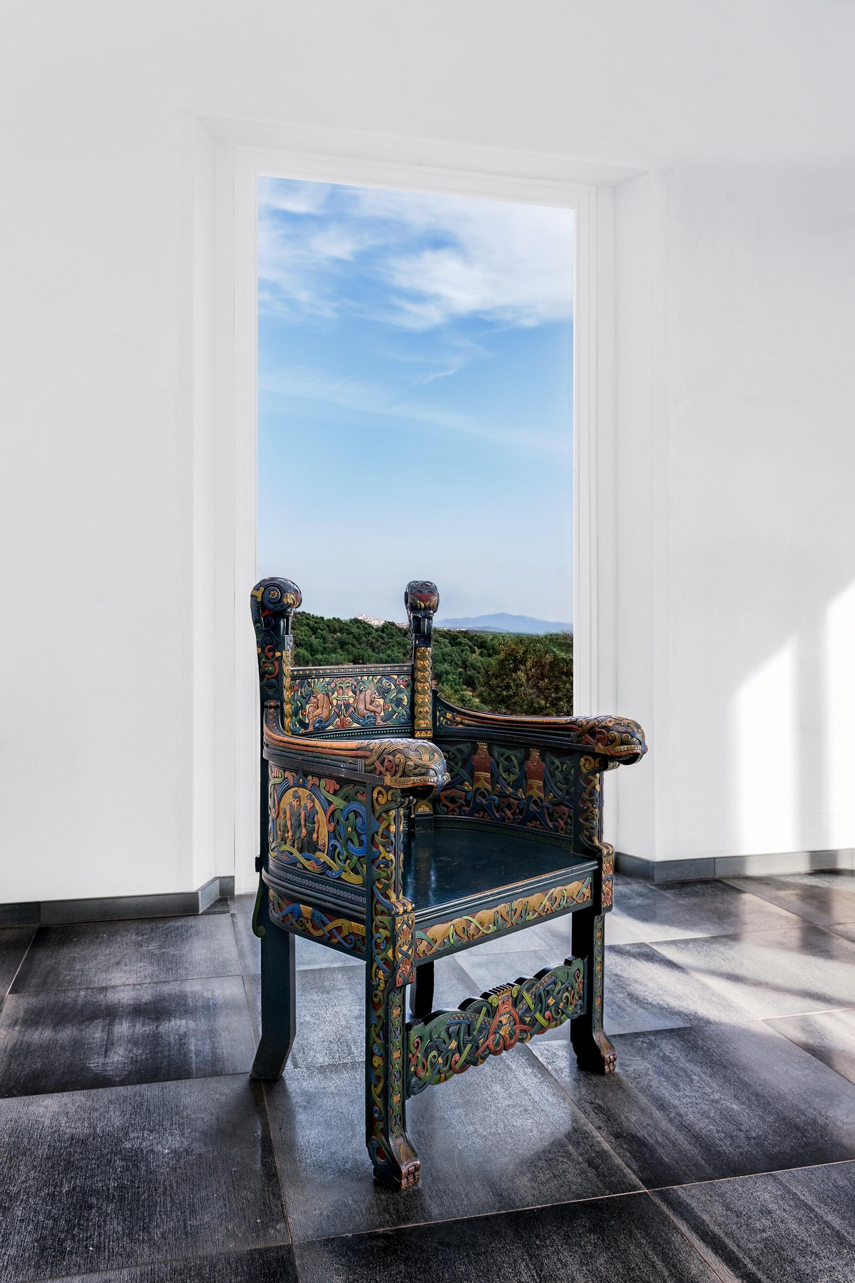 Dá Licença - Art Gallery - Chair