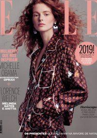 Da licenca ellemagazine cover january 2019
