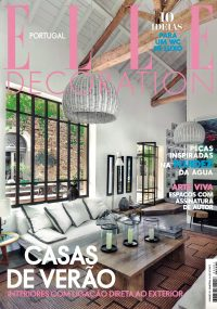 Elle decoration portugal cover maio outubro 2019