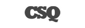 Logo press csq grey